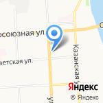 Сэйдо на карте Кирова