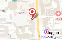 Схема проезда до компании Издательство «М-Пресс» в Кирове