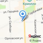 Вятпроектсервис на карте Кирова