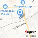 Нургуш на карте Кирова