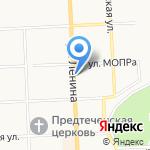 Великорецкая фермерская лавка на карте Кирова