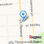 ИнТерра на карте Кирова