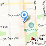 Энергосервис на карте Кирова