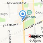 Классика на карте Кирова