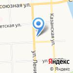 Мясной Мир на карте Кирова