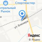 Очаровашки на карте Кирова