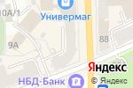 Схема проезда до компании Dolce Vita в Кирове
