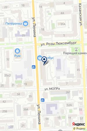 ТФ КОНКОМ на карте Кирова
