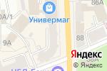 Схема проезда до компании Mysaloon.pro в Кирове