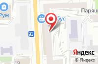 Схема проезда до компании Лера Сервис в Кирове