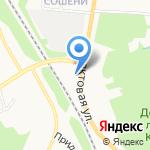 АвтоЕвропа на карте Кирова