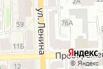 Схема проезда до компании Джинс дрим в Кирове