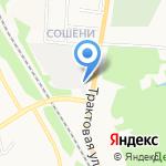Стальпром на карте Кирова