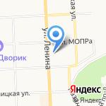 Лицей информационных технологий №28 на карте Кирова