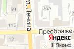 Схема проезда до компании Печка в Кирове