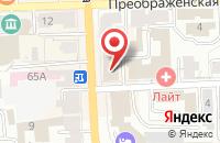 Схема проезда до компании Редакция Газеты «Новый Вариант» в Кирове