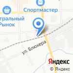МиМ на карте Кирова