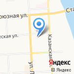 БИОТЭК на карте Кирова