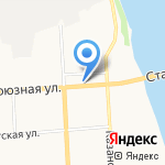 АвтоЗащита на карте Кирова