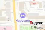 Схема проезда до компании Одиссея в Кирове