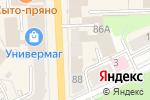 Схема проезда до компании Профстрой в Кирове