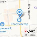Дом.ru Бизнес на карте Кирова