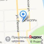 ШЁЛК на карте Кирова