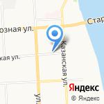 ТавридаЭнергоСтрой на карте Кирова