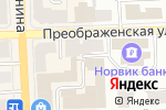 Схема проезда до компании Кадастровая палата по Кировской области в Кирове