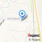 Сувенир на карте Кирова