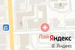 Схема проезда до компании Честные Числа в Кирове