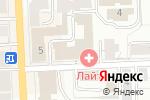 Схема проезда до компании Лайт в Кирове