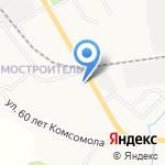 Ярмарка на карте Кирова