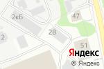Схема проезда до компании Доминант-М в Кирове