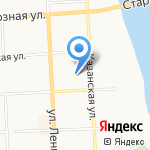 Охрана МВД России на карте Кирова