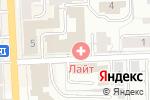 Схема проезда до компании Бюро бухгалтерских услуг в Кирове