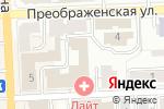 Схема проезда до компании Интернет-магазин по продаже пузырьковых решеток в Кирове