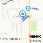 Инженерные изыскания на карте Кирова