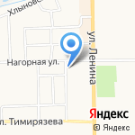 САДОВНИК на карте Кирова