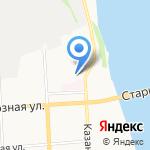 Фасон на карте Кирова