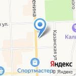Мастер техники на карте Кирова