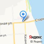 Арт-ландшафт на карте Кирова