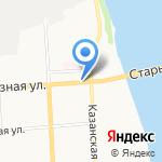 Бастион на карте Кирова