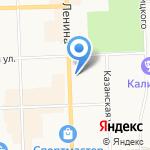 ШИНPROFI на карте Кирова