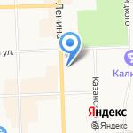 Профессионал на карте Кирова