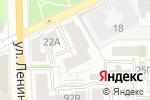 Схема проезда до компании Вятка-Монтаж Строй в Кирове