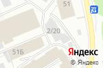 Схема проезда до компании ДверьМонтаж в Кирове