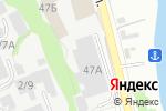 Схема проезда до компании Студия цигун в Кирове