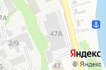 Схема проезда до компании Ежи в Кирове