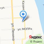 Ариадна на карте Кирова